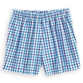 Bella Bliss Montague Short- Harbour Plaid