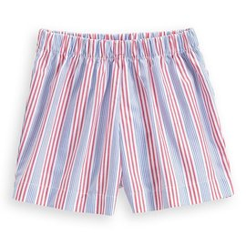Bella Bliss Montague Short- Flagler Stripe