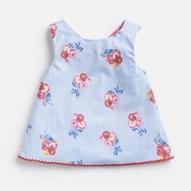Joules Printed Carmel Top