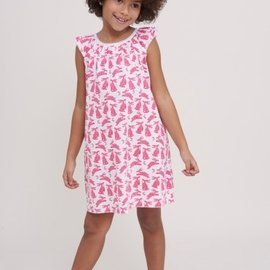 Roberta Roller Rabbit Marina Dress Batik Bunny