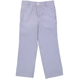 Eland Kids Blue Seersucker Pant