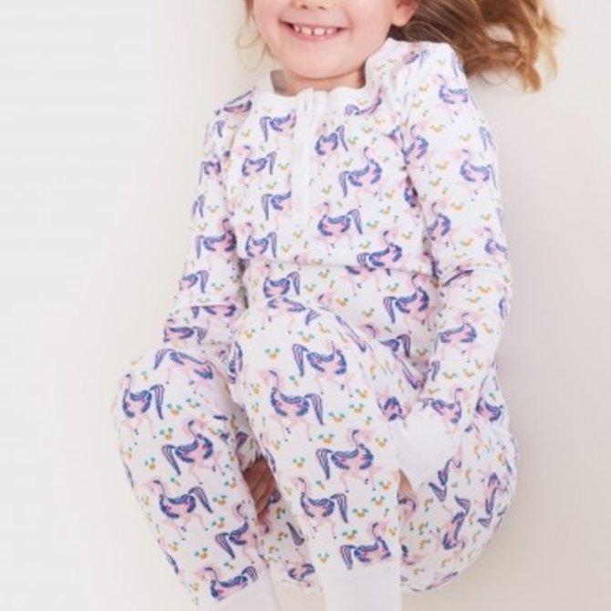 Roberta Roller Rabbit Kids Pajama Set Gwen the Unicorn