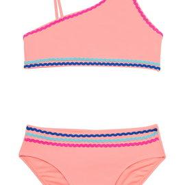 Gossip Girl Swim Pink Bikini