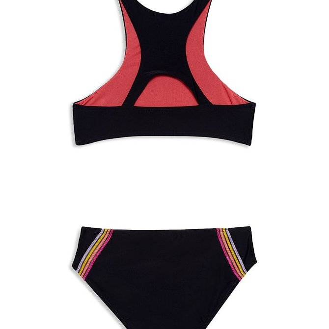 Gossip Girl Swim Black Bikini