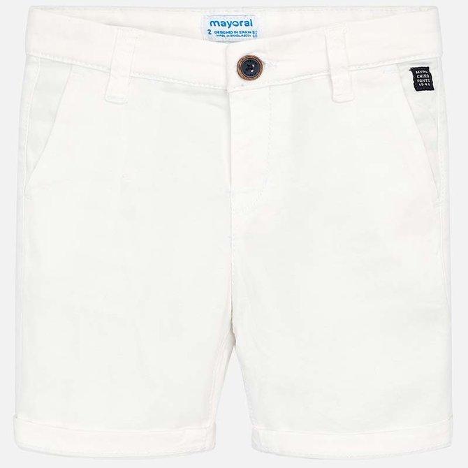 Mayoral Basic Twill Chino Shorts