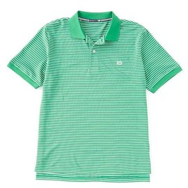 Southern Tide Sunfish Stripe Jack Performance Polo