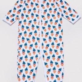 Roberta Roller Rabbit Infant Pina & Colada Footie Pajama