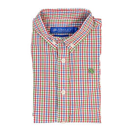 The Bailey Boys J Bailey Button Down Shirt September Plaid