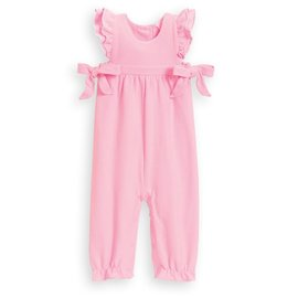 Bella Bliss Double Ruffle Overall