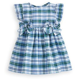 Bella Bliss Trudy Dress Sussex Plaid