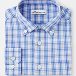 Peter Millar Pikes Plaid Performance Shirt
