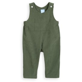 Bella Bliss Corduroy Overall Hunter Green
