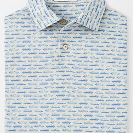 Peter Millar Peter Millar Youth Ted Performance Polo Cars