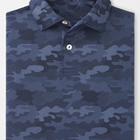 Peter Millar Youth Haymaker Printed Camo Performance Polo