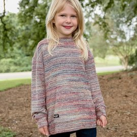 Southern Marsh Youth Sunday Morning Sweater Rainbow