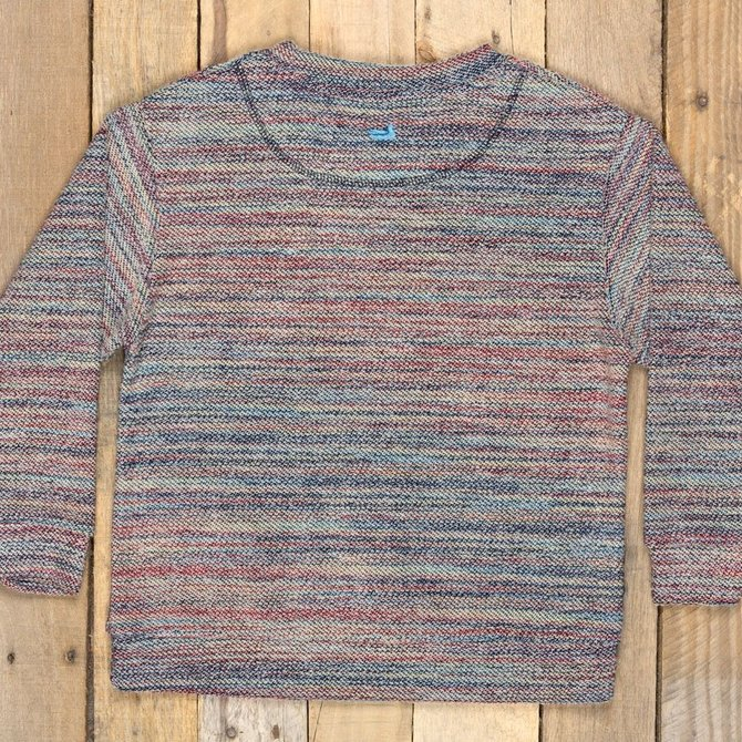 Southern Marsh Youth Sunday Morning Sweater Rainbow