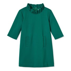 CPC Childrenswear Claudia Dress Cadium Green