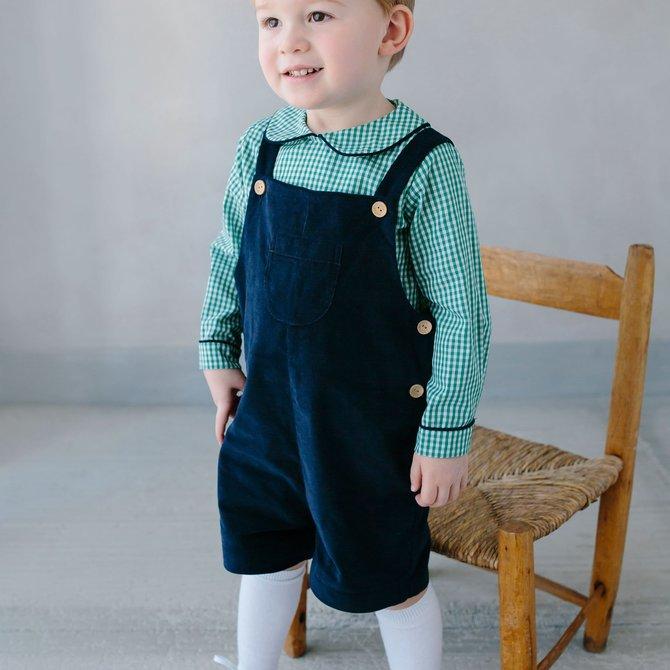 Little English Keene Jack Shortall Set