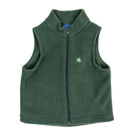 The Bailey Boys J. Bailey Olive Fleece Vest