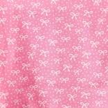 Smiling Button Ballerina Bow Pinny Dress