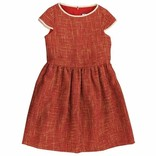 Busy Bees Pippa Cap Sleeve Dress