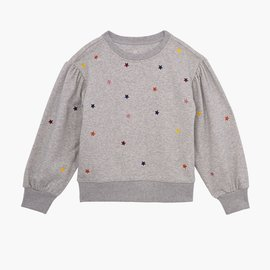 Leyla Knit Grey Sweater