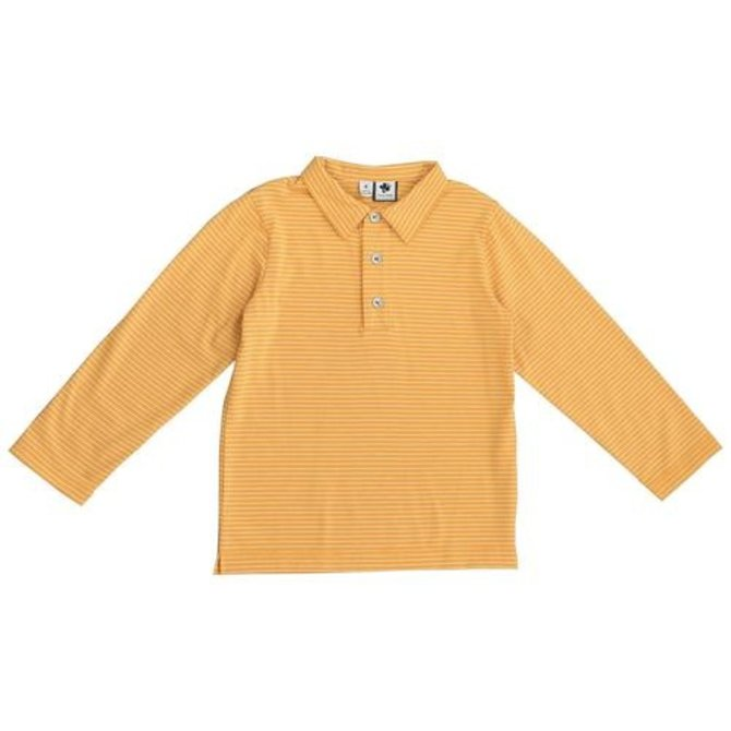 Busy Bees Busy Bees Longsleeve polo