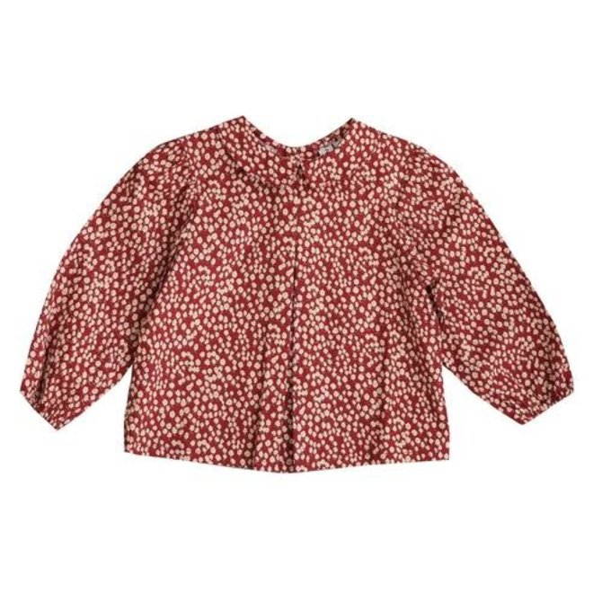 Busy Bees Eva Pont Collar Blouse