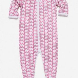 Roberta Roller Rabbit Infant Elephant Footie Pajama