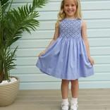 Rachel Riley Rose Lattice Dress