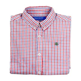 The Bailey Boys J Bailey Button Down Shirt Bubblegum