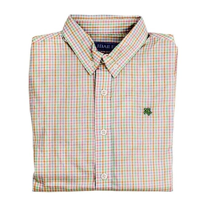 The Bailey Boys J Bailey Button Down Shirt Easter Basket
