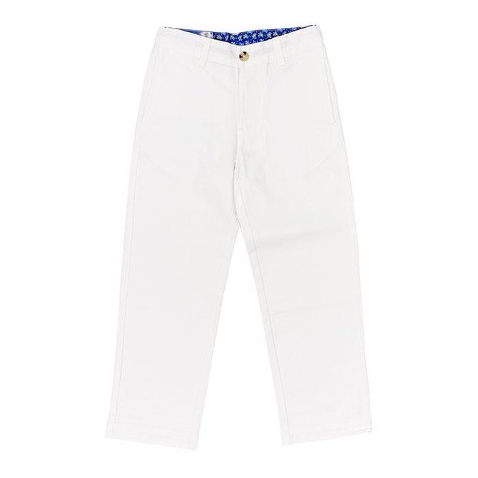 The Bailey Boys J Bailey Champ Pants White