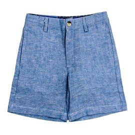 The Bailey Boys J Bailey Pete Short Sky Linen