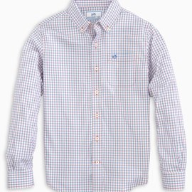 Southern Tide LS Intercoastal Check Sportshirt