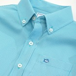 Southern Tide Micro Tattersall Sportshirt