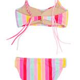 Shade Critters Bikini Rainbow Stripe
