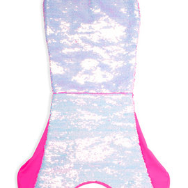 Shade Critters Flip Sequin Mermaid Tail Hot Pink
