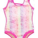 Shade Critters One Piece Flip Sequin Multi Stripe