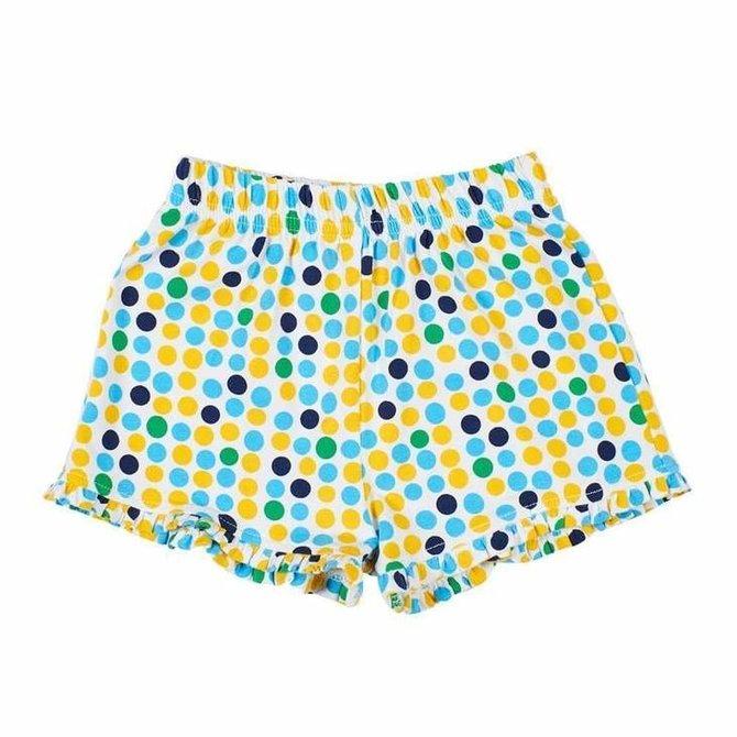 Florence Eiseman Multi Dot Shorts
