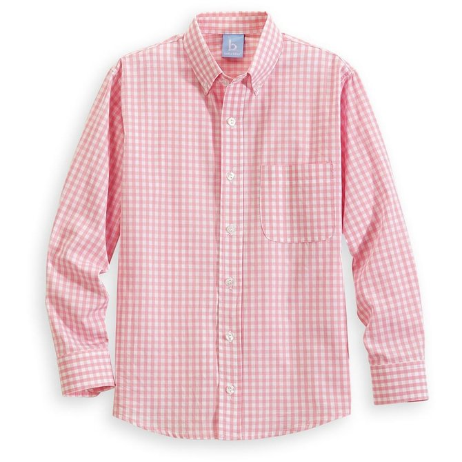 Bella Bliss Button Down Shirt
