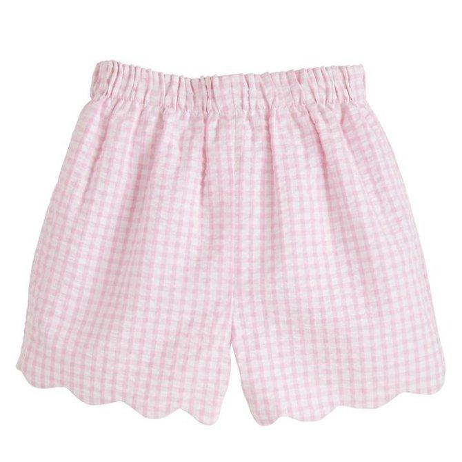 Little English Scallop Shorts