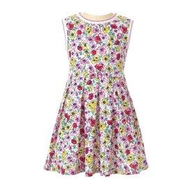 Rachel Riley Floral Jersey Dress Multi