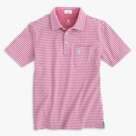 Johnnie-O Jr. Sean 4 Button Polo