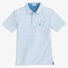 Johnnie-O Original Jr. Polo Marfa Stripe