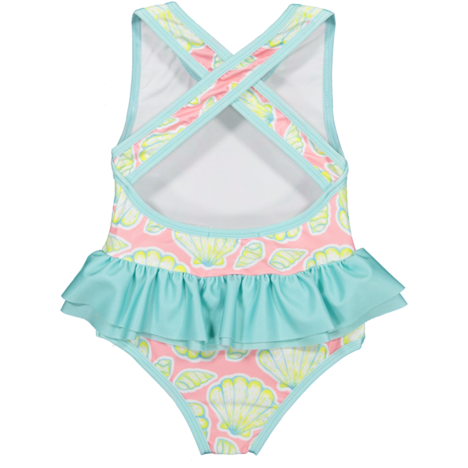 Sal and Pimenta Dancing Shells Swimsuit