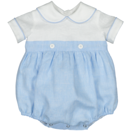 Sal and Pimenta Belem Boy Romper
