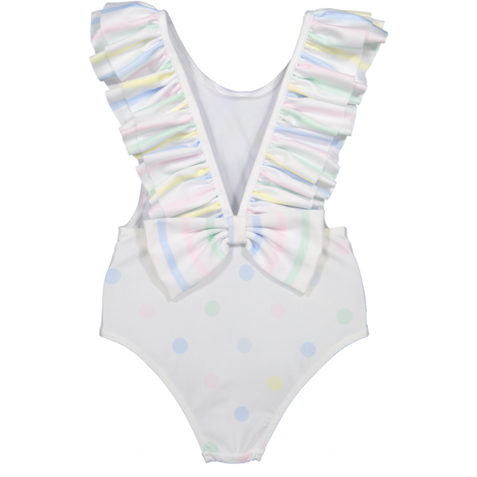 Sal and Pimenta Candy Marbles Swimsuit