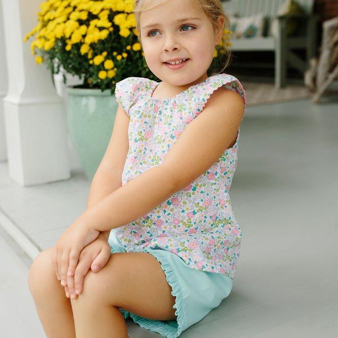 Little English Kate Short Set