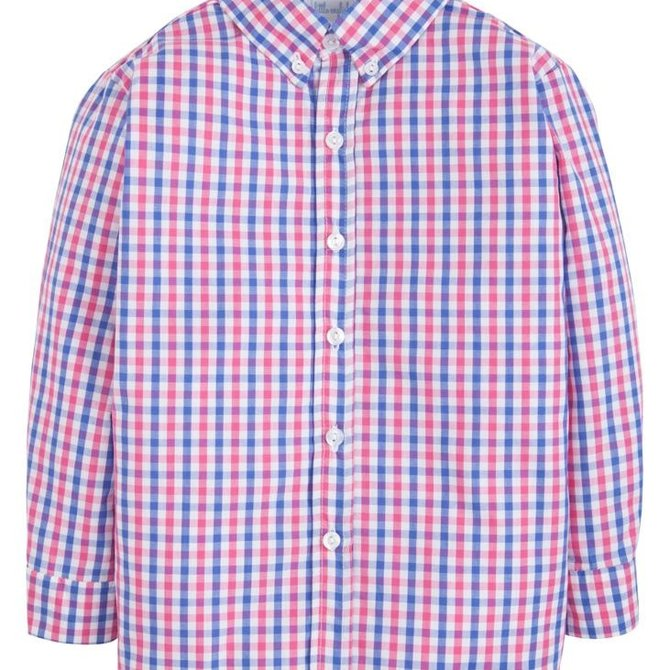 Little English Button Down Shirt Bar Harbor